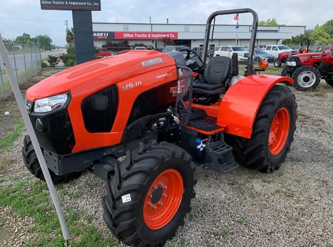 Kubota M5-111 Tractor For Sale