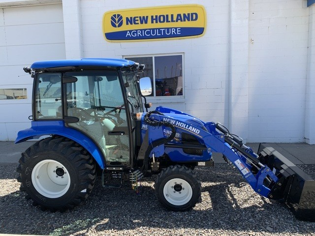 2020 New Holland BOOMER 40 T4B Tractor - Compact For Sale