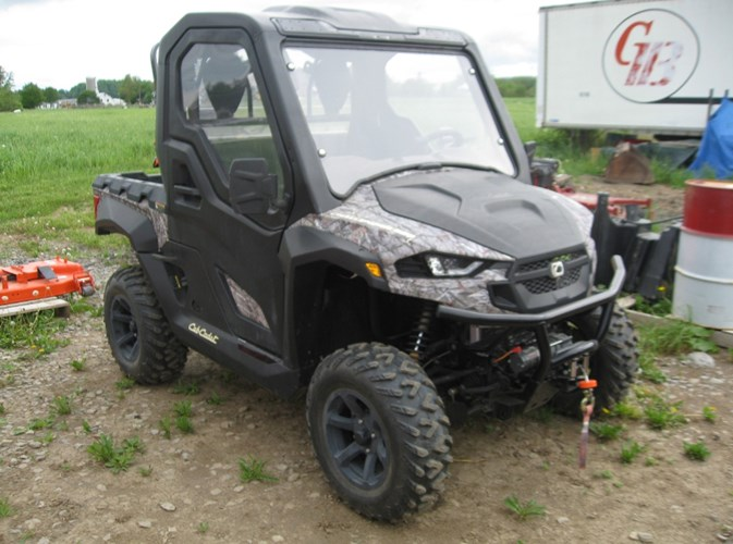2018 Cub Cadet Challenger 550 Utility Vehicle For Sale