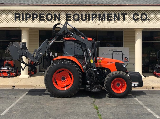 Kubota M108SDSC Tractor For Sale