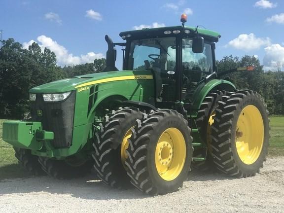 2017 John Deere 8345R Tractor - Row Crop For Sale