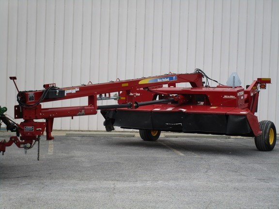 2014 New Holland H7550 Mower Conditioner For Sale