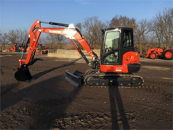 2020 Kubota KX057-4 Excavator-Track For Sale