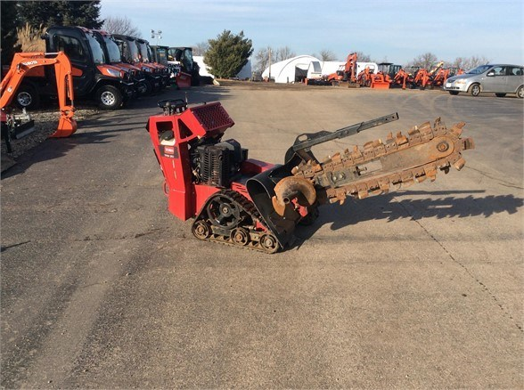 2011 Toro TRX20 Trencher-Rubber Tires For Sale