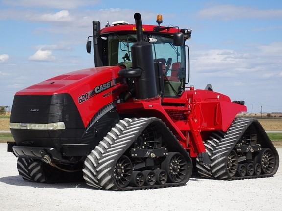 2015 Case IH Steiger 620 Quadtrac Tractor - Track For Sale