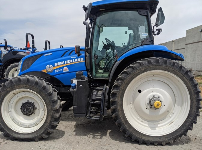2018 New Holland T6.175 DCT Tractor For Sale