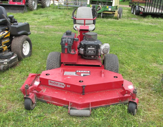 2002 Ferris H2220B Zero Turn Mower For Sale