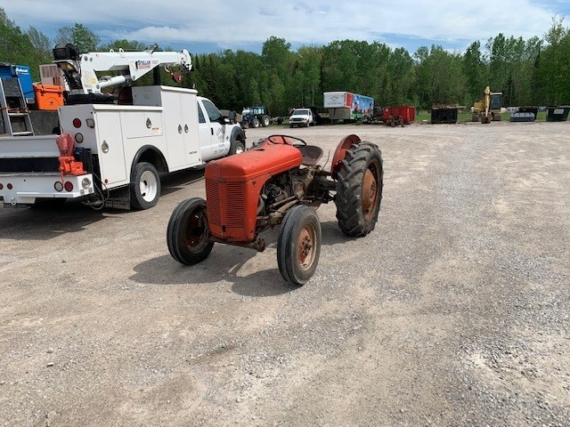1950 Massey Ferguson TO30 Tractor For Sale