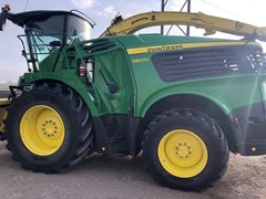 Forage Harvester-Self Propelled For Sale 2019 John Deere 9800