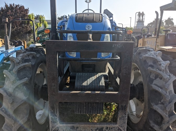 2015 New Holland TS6.120 Tractor - 4WD For Sale
