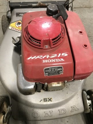 2000 Honda HRA215 Image 3