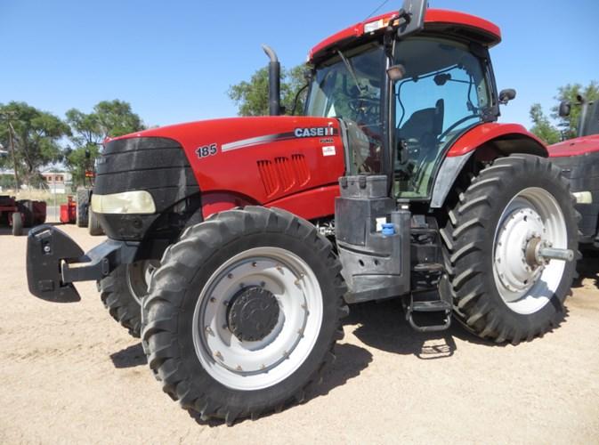 2015 Case IH Puma 185 Tractor For Sale