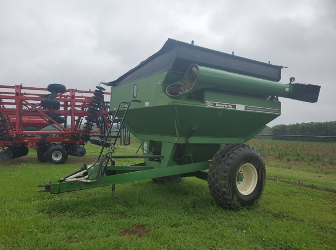 2005 Unverferth 5000 Grain Cart For Sale