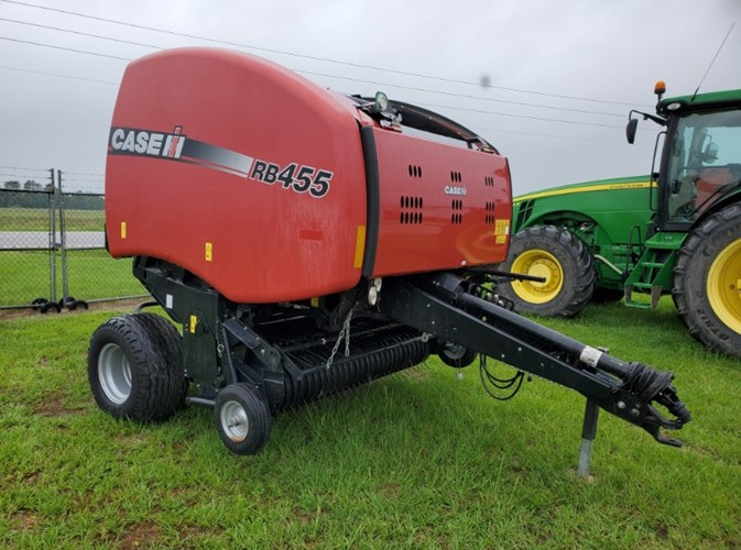 2017 Case IH RB455 Baler-Round For Sale