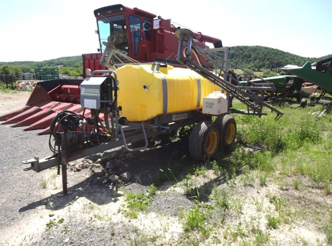 Zimmerman TR510 Sprayer-Pull Type For Sale