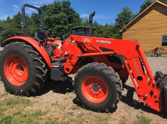2016 Kubota M7060HD Tractor For Sale