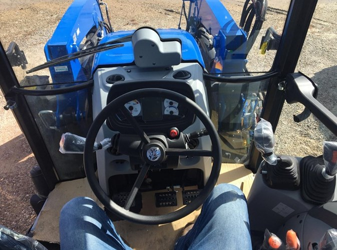 2020 New Holland POWERSTAR 75:-Cab Tractor For Sale