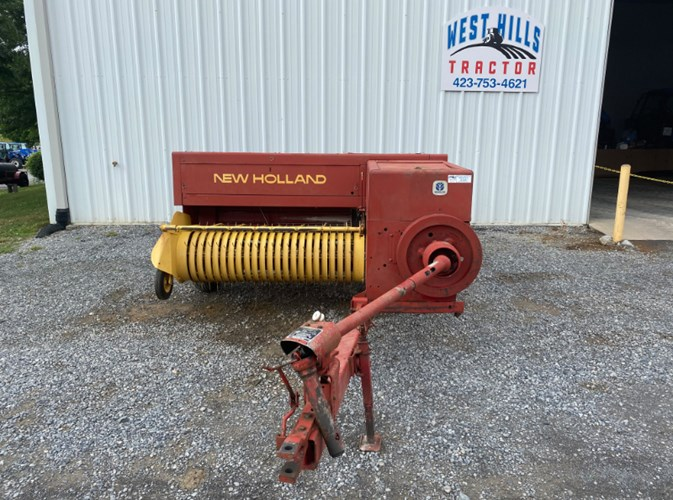1994 New Holland 565 Baler-Square For Sale