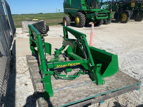 2018 John Deere 400E Front End Loader Attachment For Sale