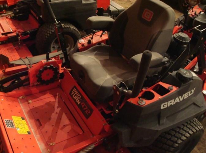 2016 Gravely PT472 Zero Turn Mower For Sale