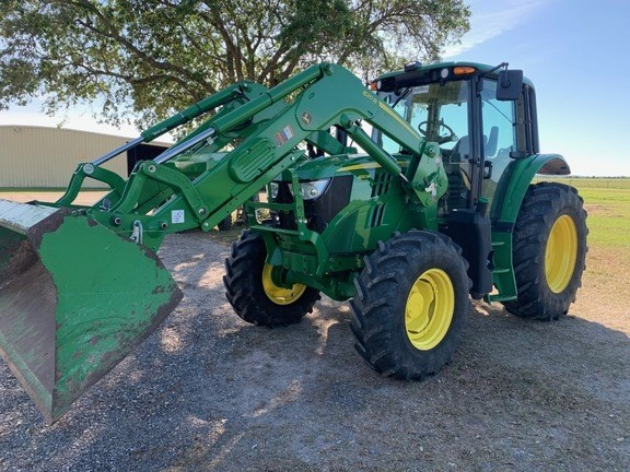 2017 John Deere 6110M Tractor - Utility For Sale