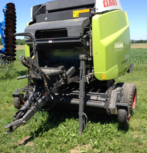 2016 CLAAS Vari360 Baler-Round For Sale