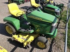 Riding Mower For Sale 1997 John Deere 345 , 20 HP