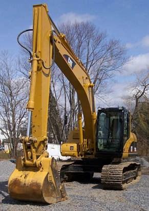 2003 Caterpillar 318C Image 2
