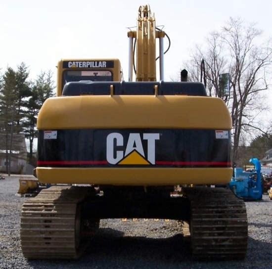 2003 Caterpillar 318C Image 4