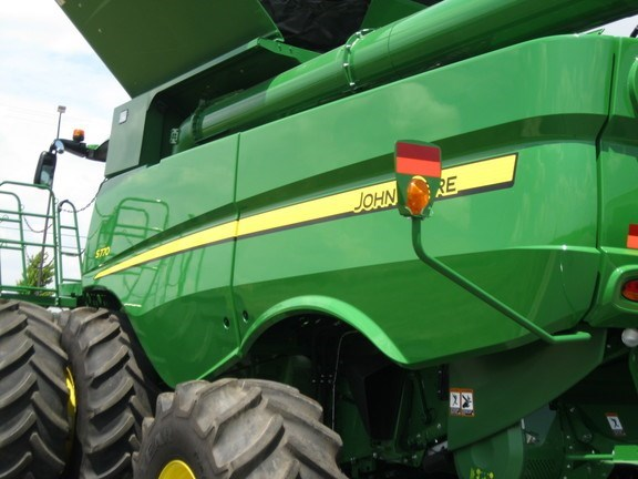 2019 John Deere S770 Combine For Sale