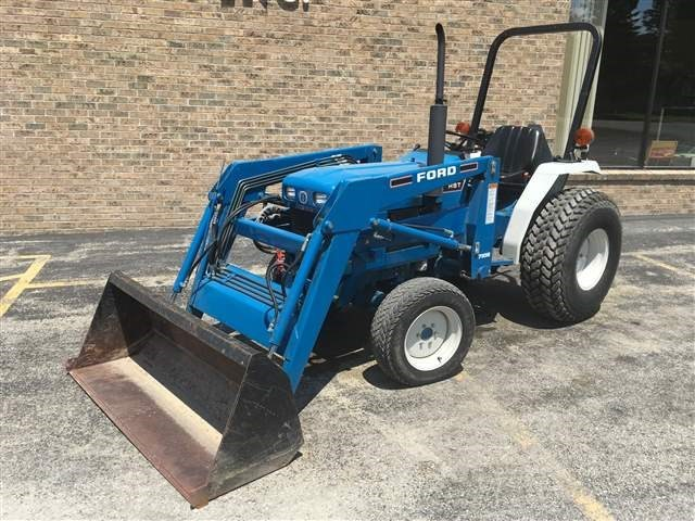 1995 Ford 1620 Tractor For Sale