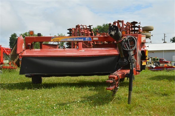2012 New Holland H7230 Windrower-Pull Type For Sale