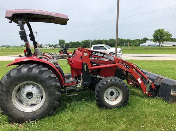 2005 Case IH DX55 Tractor For Sale