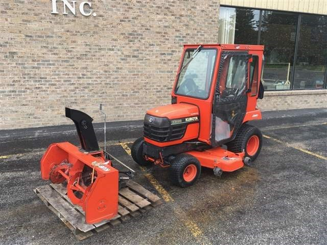 2002 Kubota BX2200D Tractor For Sale