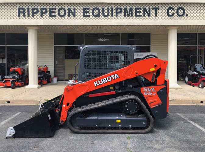 Kubota SVL65-2HC Skid Steer-Track For Sale