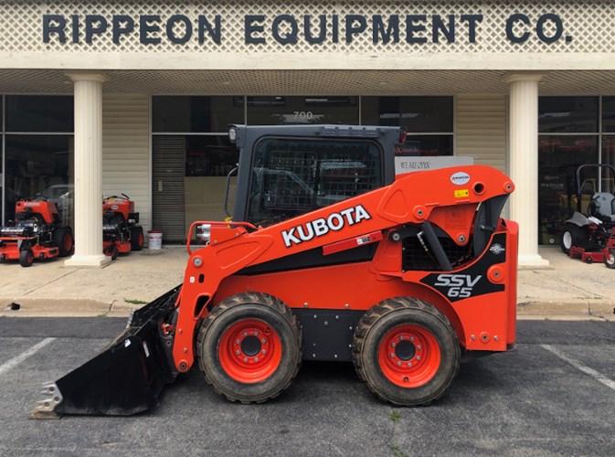 Kubota SSV65PHC Skid Steer For Sale