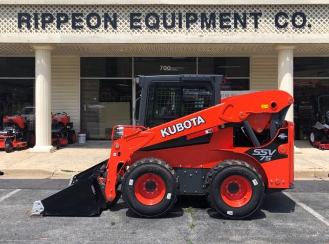 Kubota SSV75PHC Skid Steer For Sale