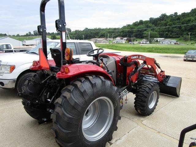 2020 Case IH FARMALL 45C SERIES II:-Rops Tractor For Sale