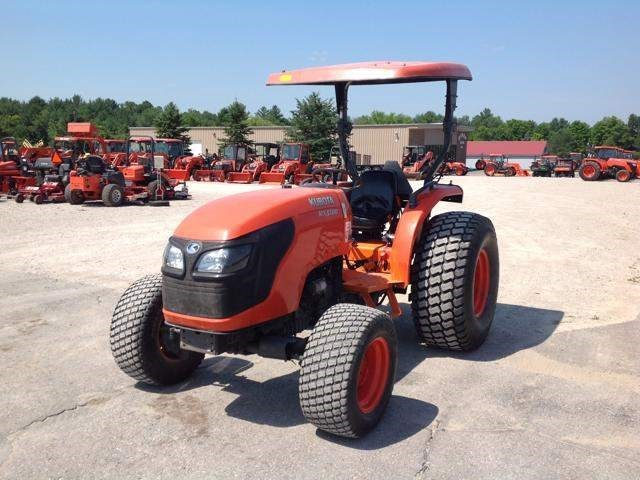 2013 Kubota MX5100HST Tractor For Sale