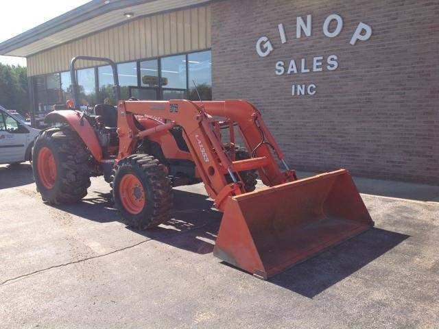 2013 Kubota M8560HD Tractor For Sale