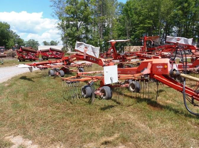 2010 Kuhn GA7822 Hay Rake-Rotary For Sale