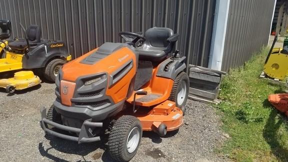 2015 Husqvarna GT 52XLSi Lawn Mower For Sale