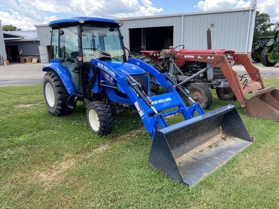 2017 New Holland Boomer 40 T4B Tractor - Compact Utility For Sale