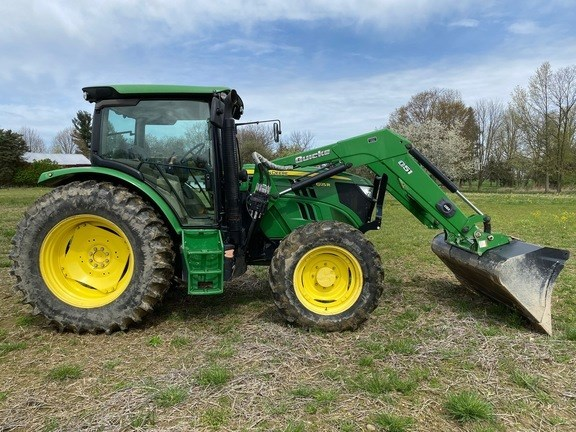2012 John Deere 6125R Tractor - Utility For Sale