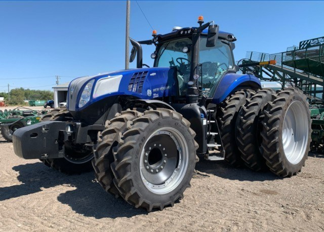 2020 New Holland T8.410 AC Tractor For Sale