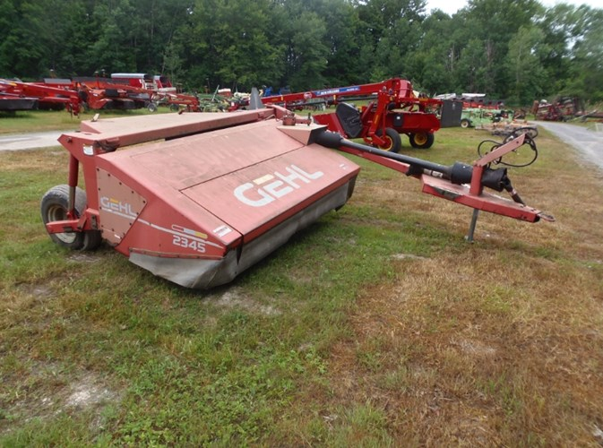 Gehl DC2345 Mower Conditioner For Sale
