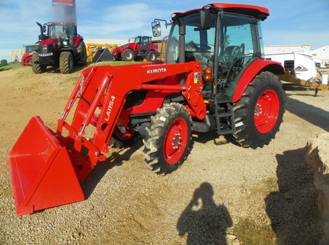 2019 Kubota M4D-071HDC12 Tractor For Sale