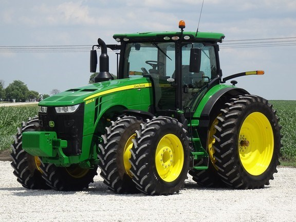 2019 John Deere 8320R Tractor - Row Crop For Sale