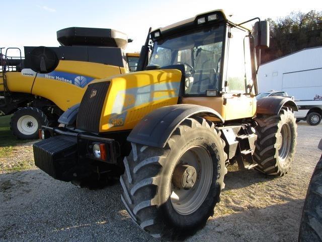 JCB 3185 Fastrac Tractor For Sale