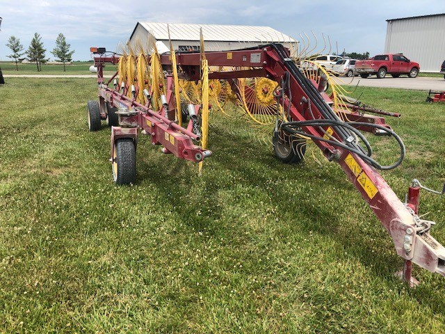 2015 New Holland 1225 DURAVEE Hay Rake-Wheel For Sale